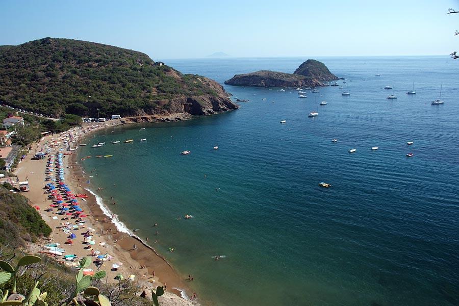 Spiaggia dell-innamorata, Elba