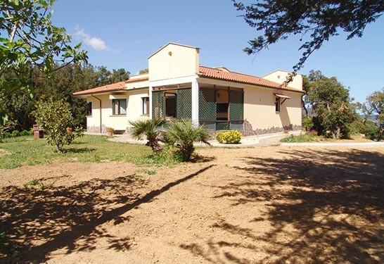 Villa Naregno, Elba