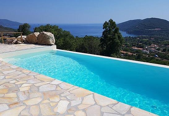 Villa di Sogno, Elba