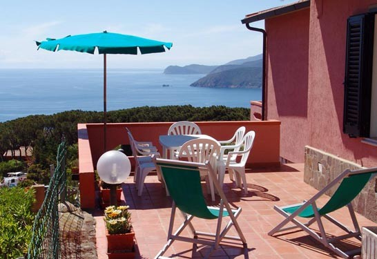Appartamenti Galli, Elba