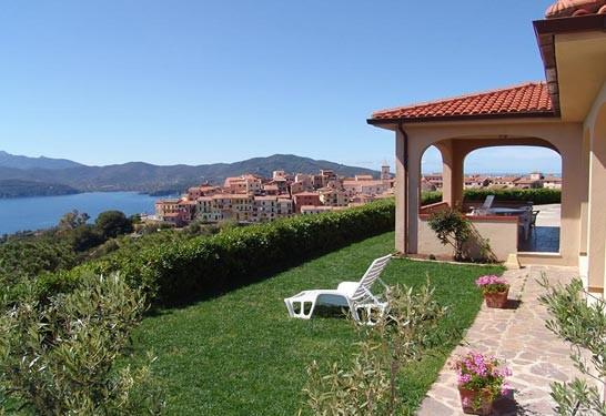 Villa Golfo Stella, Elba