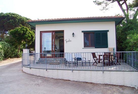 Villetta Mare, Elba