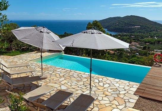 Villa di Sogno, Lacona -Elba