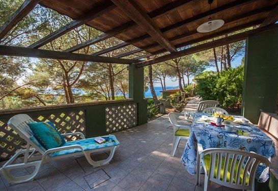 Ferienwohnungen Oasis, Elba